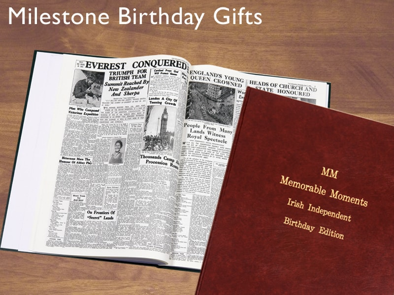 personalised birthday gifts unusual gift ideas memorable moments