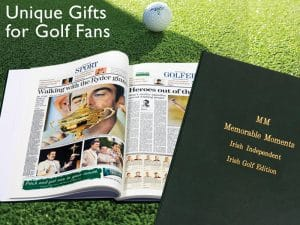 Golf_Newspaper_Book