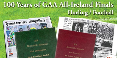 Newspaper Book - GAA