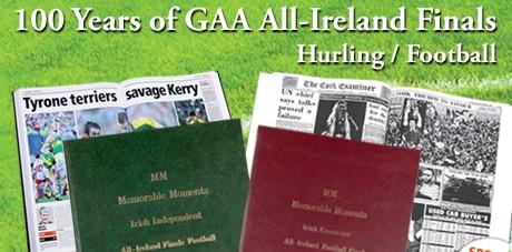 Newspaper Book - GAA