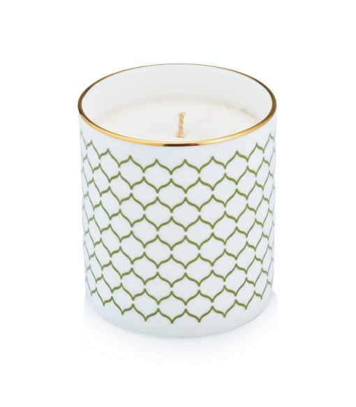 PW - Candles and Diffusers - Eckersley Lemongrass and White Cedar Candle