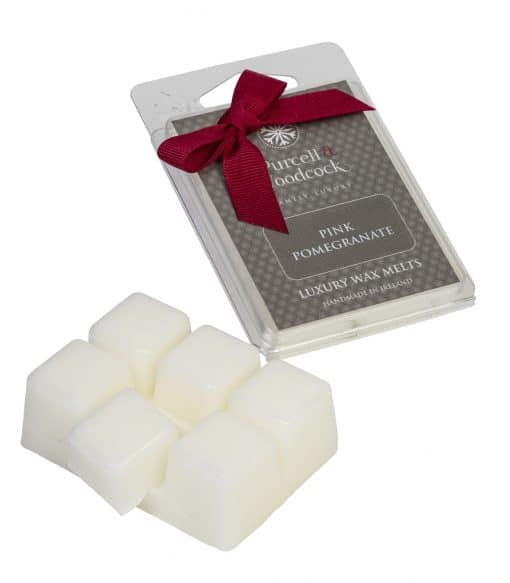 PW - Candles and Diffusers - áWax Melts Pink Pomegranate